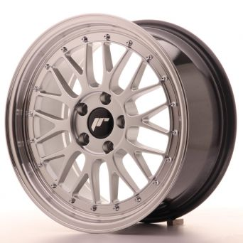 Japan Racing Wheels - JR-23 Hiper Silver (17x8 inch)