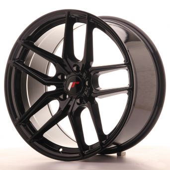 Japan Racing Wheels - JR-25 Glossy Black (19x9.5 inch)