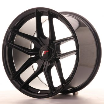 Japan Racing Wheels - JR-25 Glossy Black (19x11 inch)