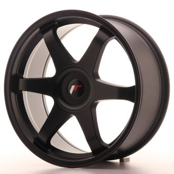 Japan Racing Wheels - JR-3 Matt Black (19x8.5 inch)