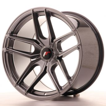 Japan Racing Wheels - JR-25 Hiper Black (19x11 inch)