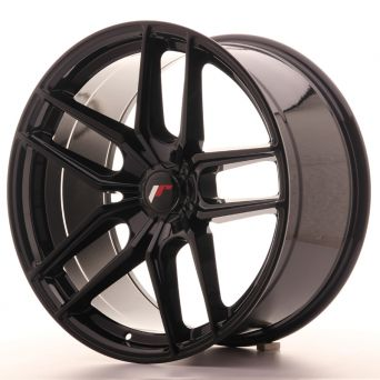 Japan Racing Wheels - JR-25 Glossy Black (20x10 inch)
