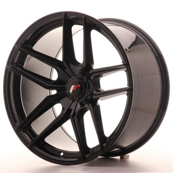 Japan Racing Wheels - JR-25 Glossy Black (20x11 inch)