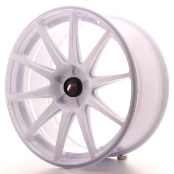 Japan Racing Wheels - JR-11 White (19x8.5 inch)