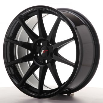 Japan Racing Wheels - JR-11 Glossy Black (19x8.5 inch)