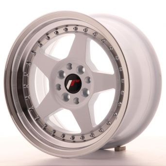 Japan Racing Wheels - JR-6 White (16x7 inch)