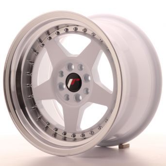 Japan Racing Wheels - JR-6 White (17x10 inch)