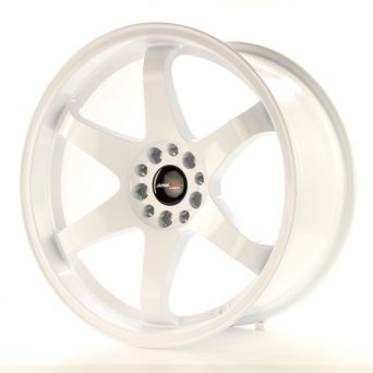 Japan Racing Wheels - JR-3 White (19x9.5 inch)