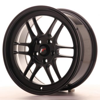 Japan Racing Wheels - JR-7 Black (17x8 inch)