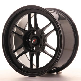 Japan Racing Wheels - JR-7 Black (17x9 inch)