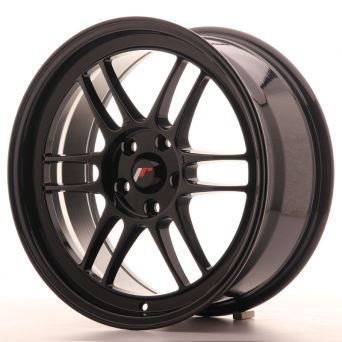 Japan Racing Wheels - JR-7 Black (18x8 inch)