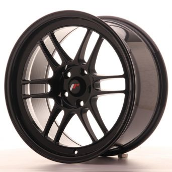 Japan Racing Wheels - JR-7 Black (18x9 inch)