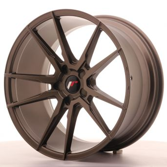 Japan Racing Wheels - JR-21 Matt Bronze (21x10 inch)