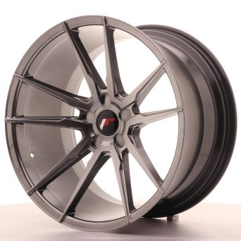 Japan Racing Wheels - JR-21 Hiper Black (21x11 inch)