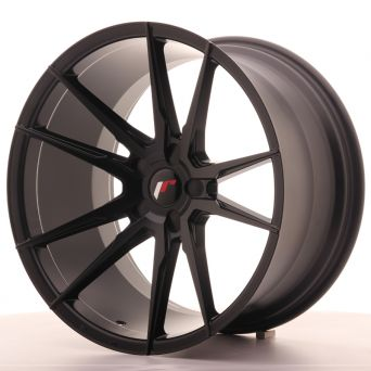Japan Racing Wheels - JR-21 Matt Black (21x11 inch)