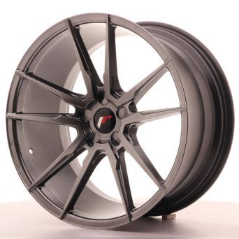 Japan Racing Wheels - JR-21 Hiper Black (22x9 inch)