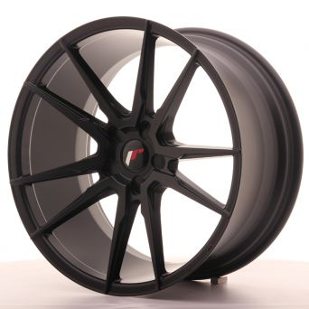 Japan Racing Wheels - JR-21 Matt Black (22x10.5 Zoll)