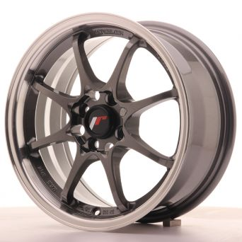 Japan Racing Wheels - JR-5 Gun Metal (15 inch)