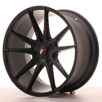 Japan Racing Wheels - JR-21 Matt Black (19x9.5 inch)