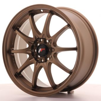 Japan Racing Wheels - JR-5 Dark ABZ (17x7.5 inch)